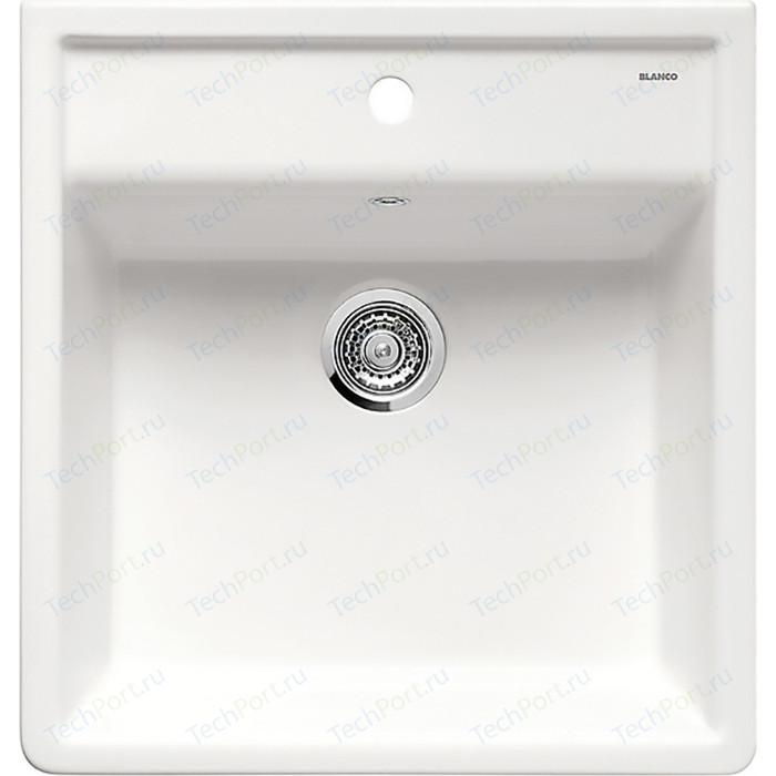 Кухонная мойка Blanco Panor 60 матовый белый (514486)