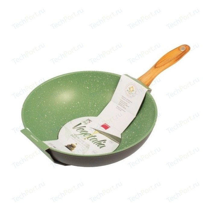 Сковорода WOK Giannini d 28см Vegetalia (6569)