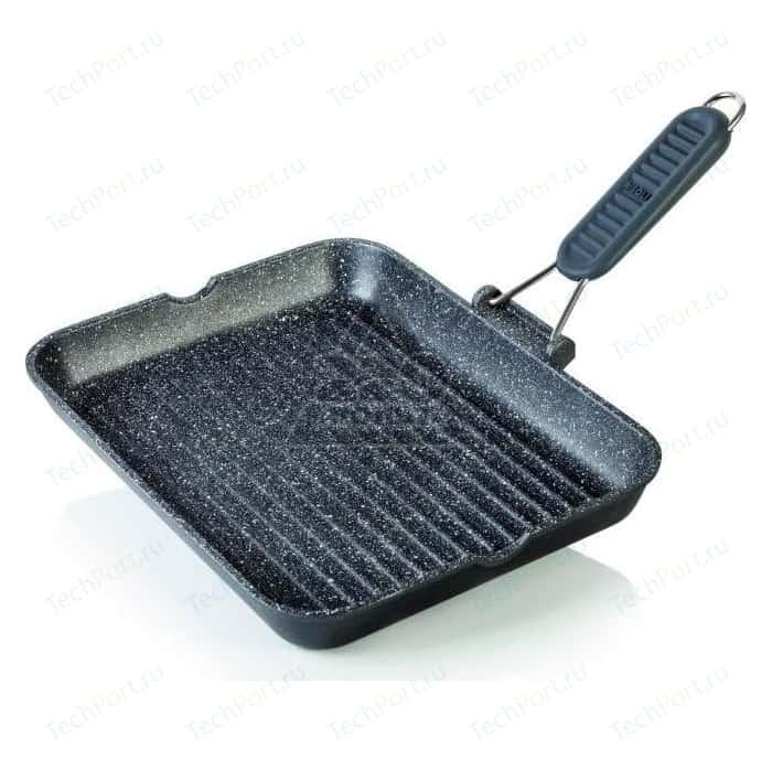 Сковорода-гриль Risoli 36x26 см Granito (0092GR/36HS0)
