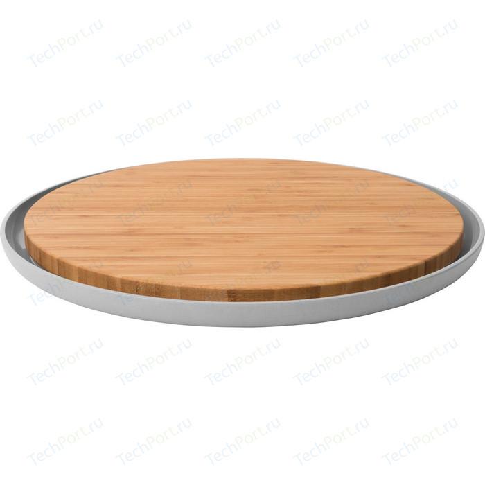Доска разделочная с тарелкой BergHOFF Leo (3950058)