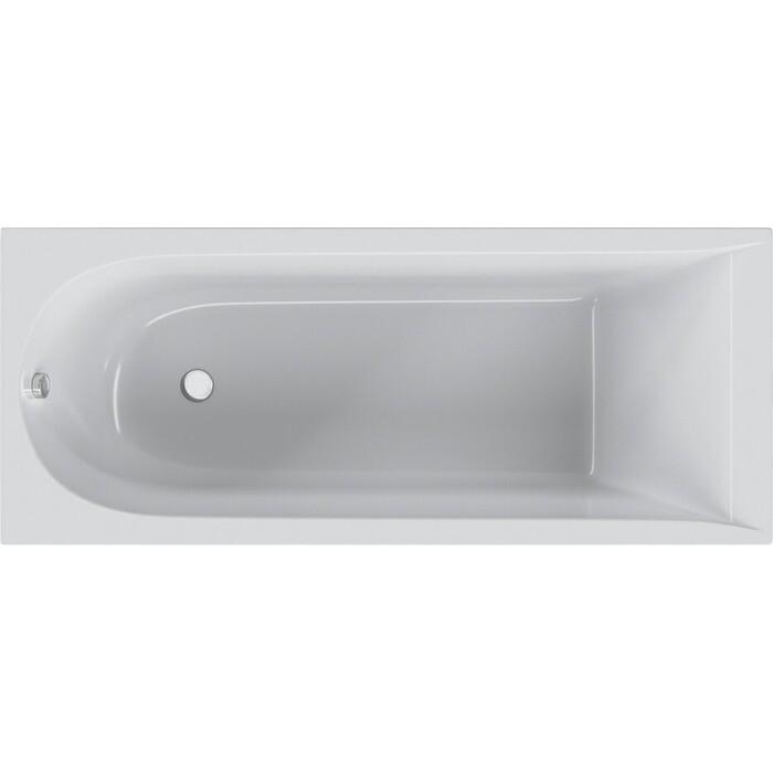 Акриловая ванна Am.Pm Spirit 170х70 (W72A-170-070W-A2) каркас для ванны 170х70 см am pm spirit w72a 170 070w r2