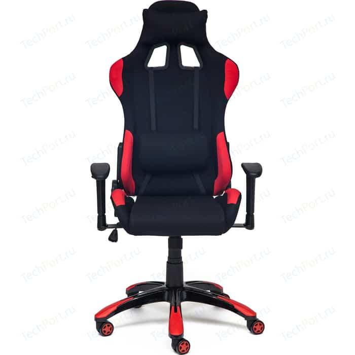 Кресло TetChair iGear ткань, черный/красный