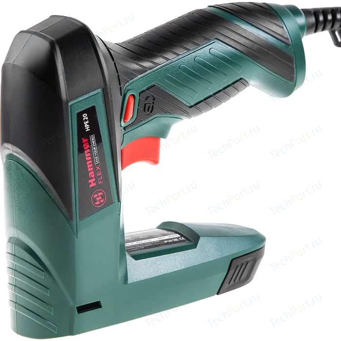 Степлер электрический Hammer HPE20