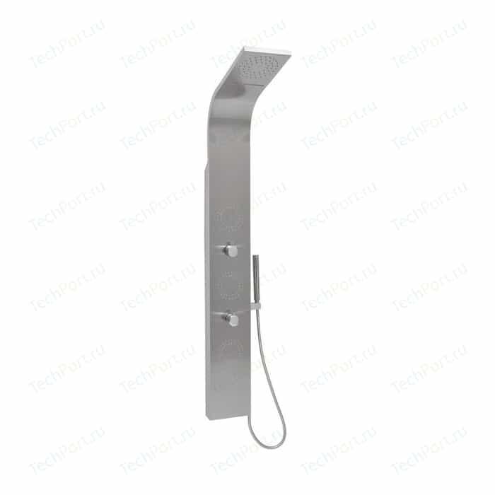 Гидpомассажная панель Ravak Totem JET INOX сталь (X01453)