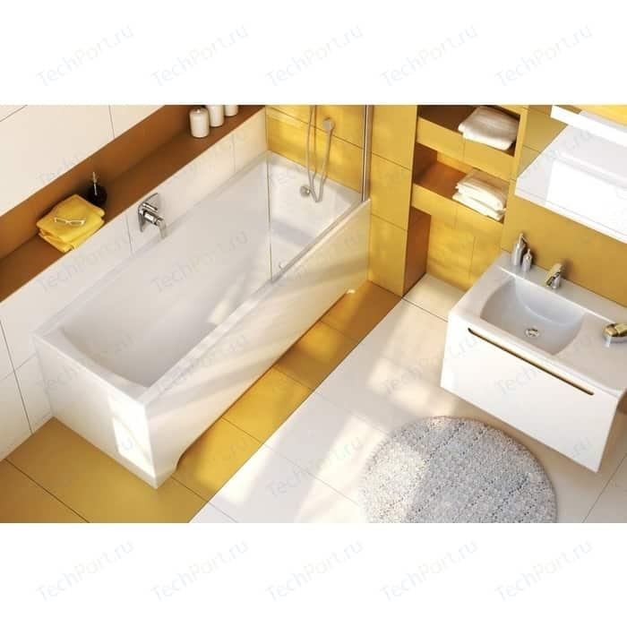 Акриловая ванна Ravak Domino 170х75 белая (C631000000)