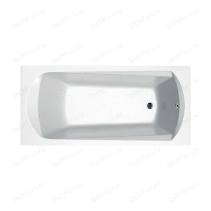Акриловая ванна Ravak Domino Plus 170х75 белая (C631R00000)