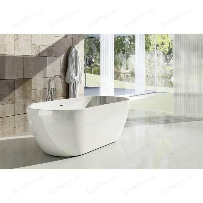 Акриловая ванна Ravak Freedom O 169х80 отдельностоящая (XC00100020)