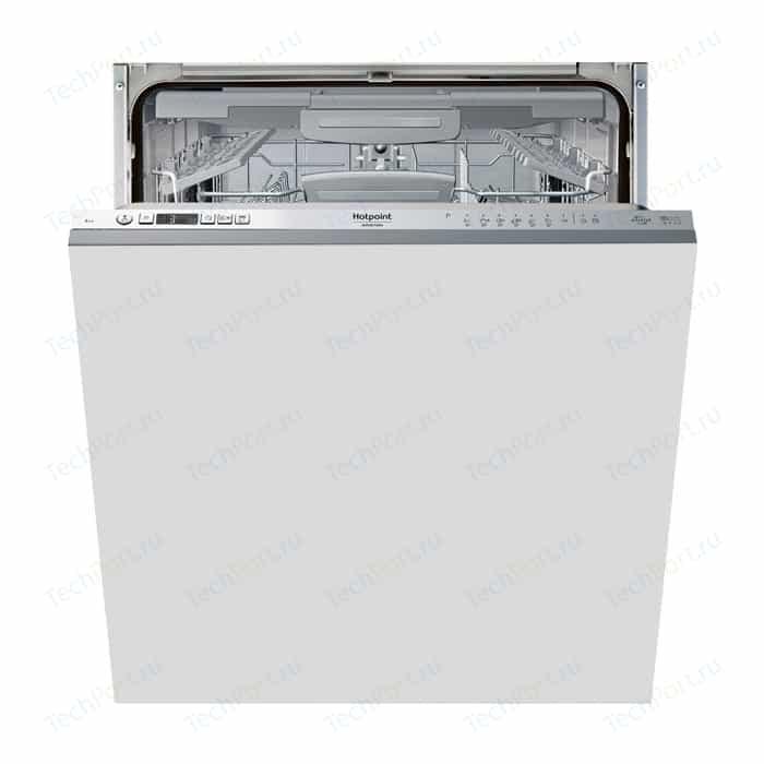 Встраиваемая посудомоечная машина Hotpoint-Ariston HIO 3C23 WF встраиваемая посудомоечная машина hotpoint ariston ltf 11s112 l eu серебристый