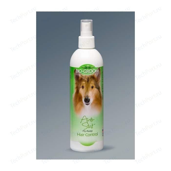 Антистатик BIO-GROOM Anti-Stat Hair Control Fly Away для собак 355мл (51614)