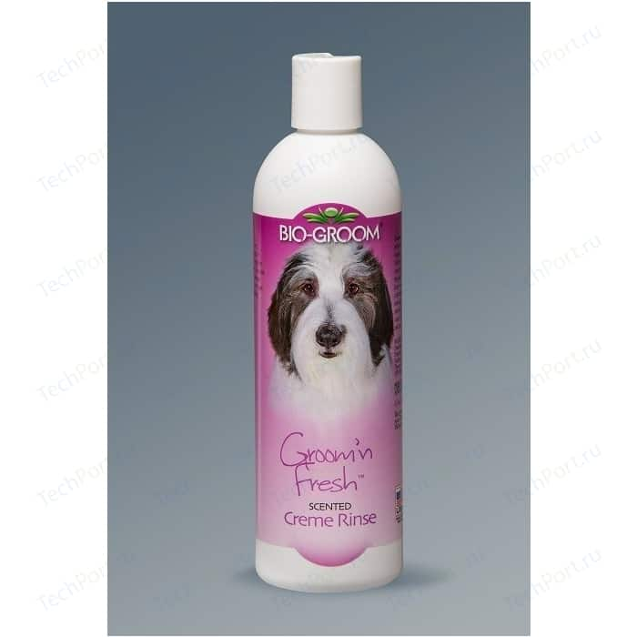 Кондиционер BIO-GROOM Groomn Fresh Scented Creme Rinse дезодорирующий для собак 355мл (39012)