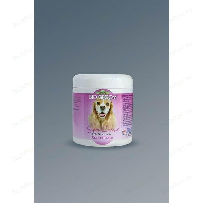 Кондиционер BIO-GROOM Super Cream Coat Conditioner Concentrate для собак 454г (30916)