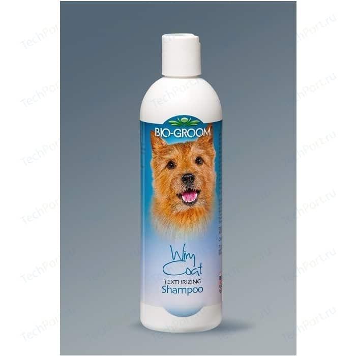 Шампунь BIO-GROOM Wiry Coat Shampoo текстурирующий без слез для жесткой шерсти собак 355мл (22012)