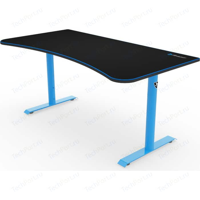 Стол для компьютера Arozzi Arena Gaming Desk blue