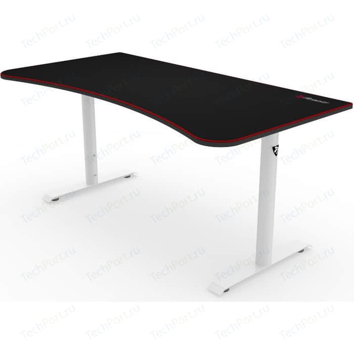 Стол для компьютера Arozzi Arena Gaming Desk white