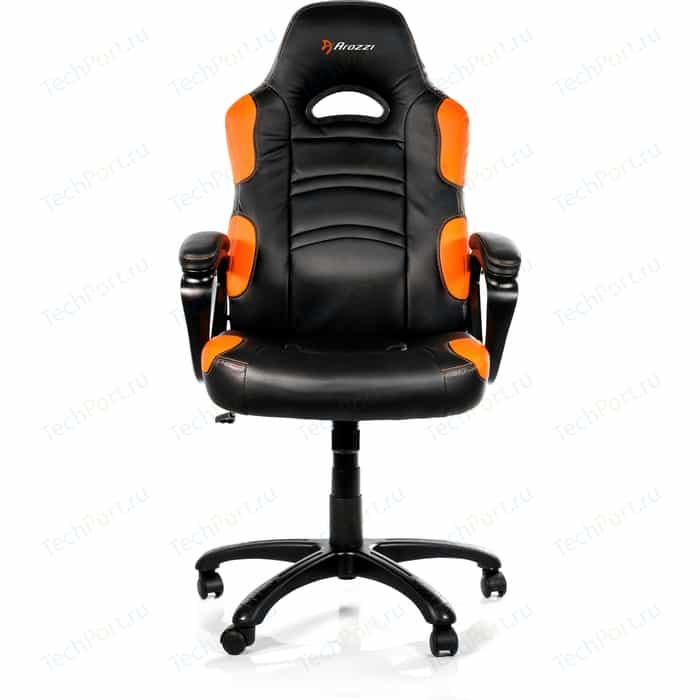 Компьютерное кресло для геймеров Arozzi Enzo orange