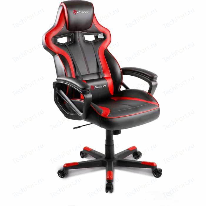Компьютерное кресло для геймеров Arozzi Milano red