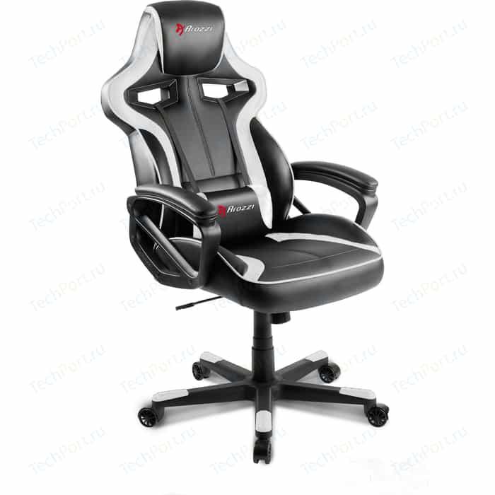 Компьютерное кресло для геймеров Arozzi Milano white