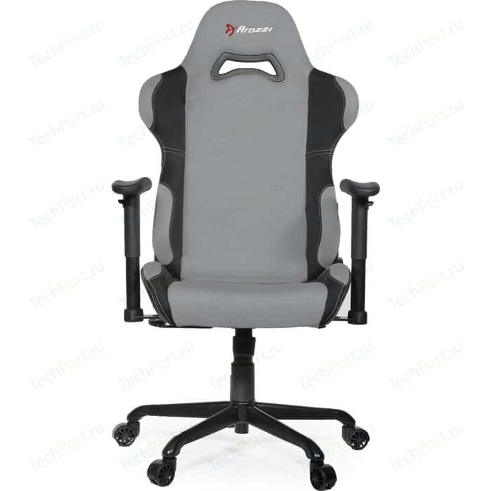 Компьютерное кресло для геймеров Arozzi Torretta grey V2