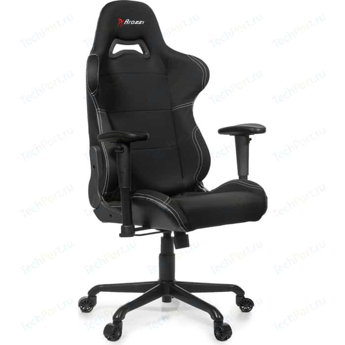 Компьютерное кресло для геймеров Arozzi Torretta black V2