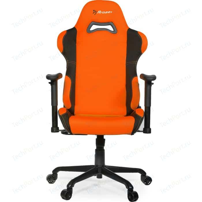 Компьютерное кресло для геймеров Arozzi Torretta orange V2