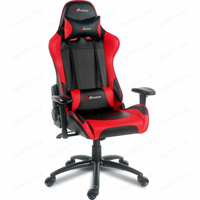 Компьютерное кресло для геймеров Arozzi Verona-V2 red
