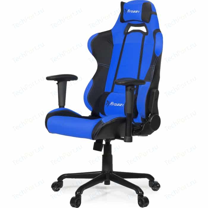 Компьютерное кресло для геймеров Arozzi Torretta XL-Fabric blue