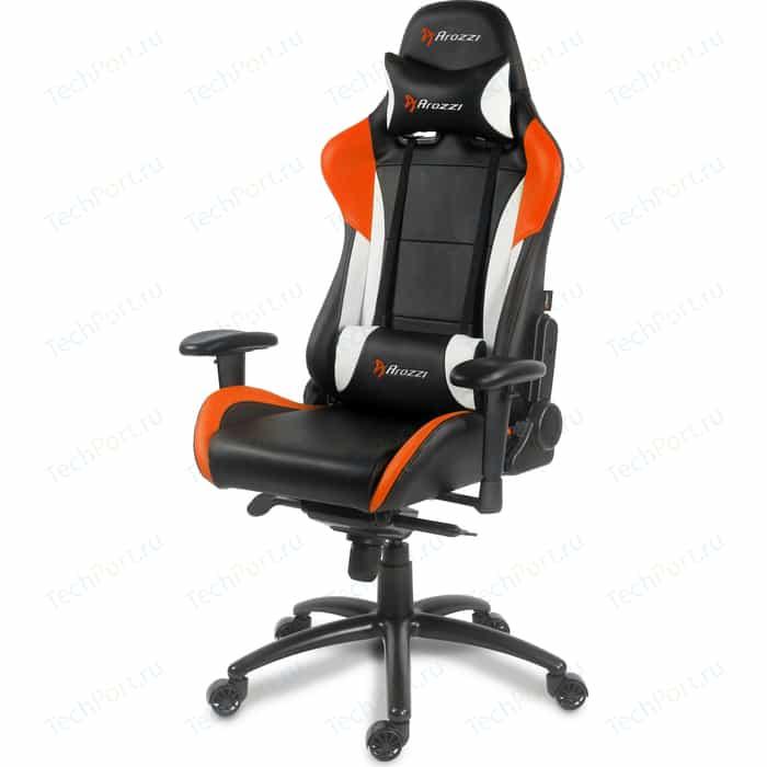 Компьютерное кресло для геймеров Arozzi Verona Pro orange
