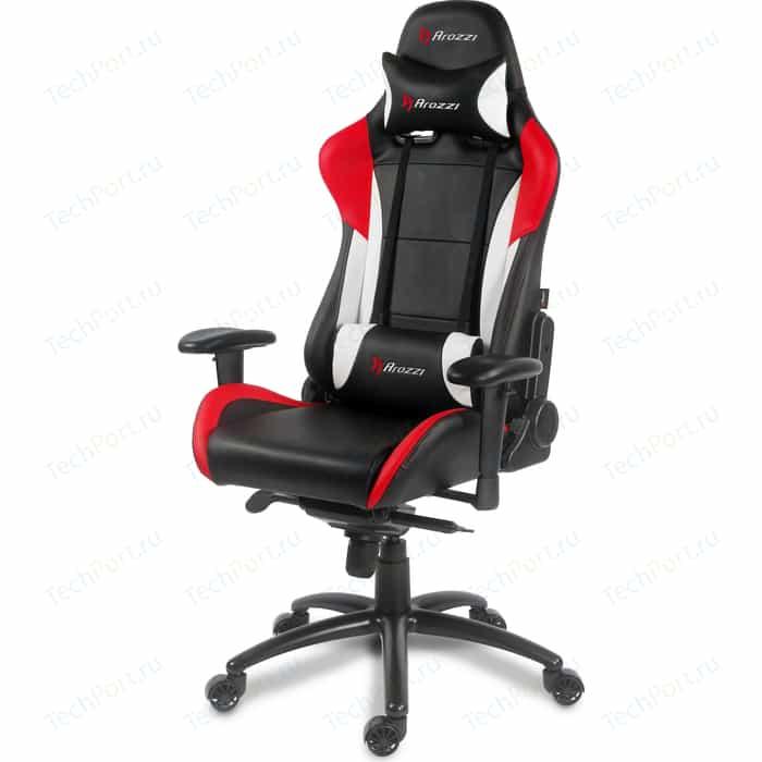 Компьютерное кресло для геймеров Arozzi Verona Pro red