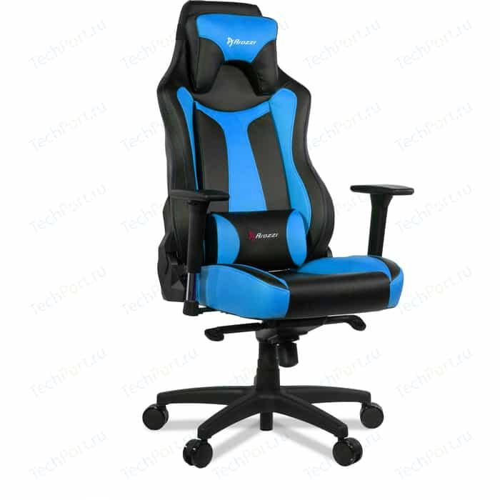 Компьютерное кресло для геймеров Arozzi Vernazza blue