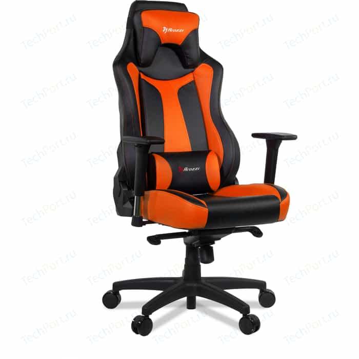 Компьютерное кресло для геймеров Arozzi Vernazza orange