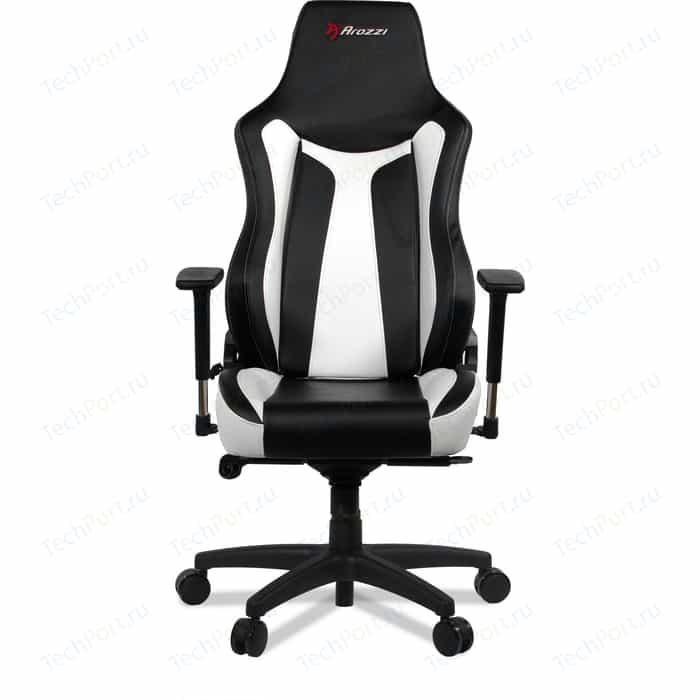 Компьютерное кресло для геймеров Arozzi Vernazza white