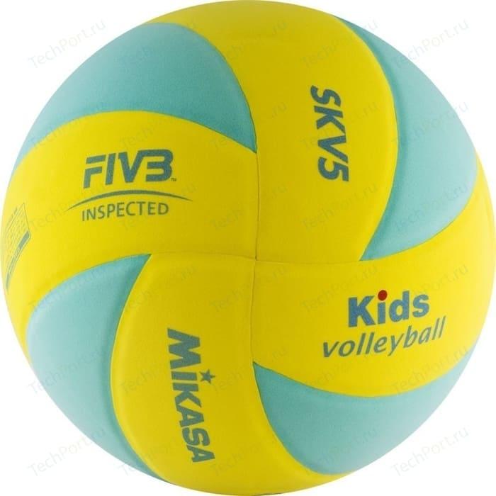 Мяч волейбольный Mikasa SKV5-YLG р. 5