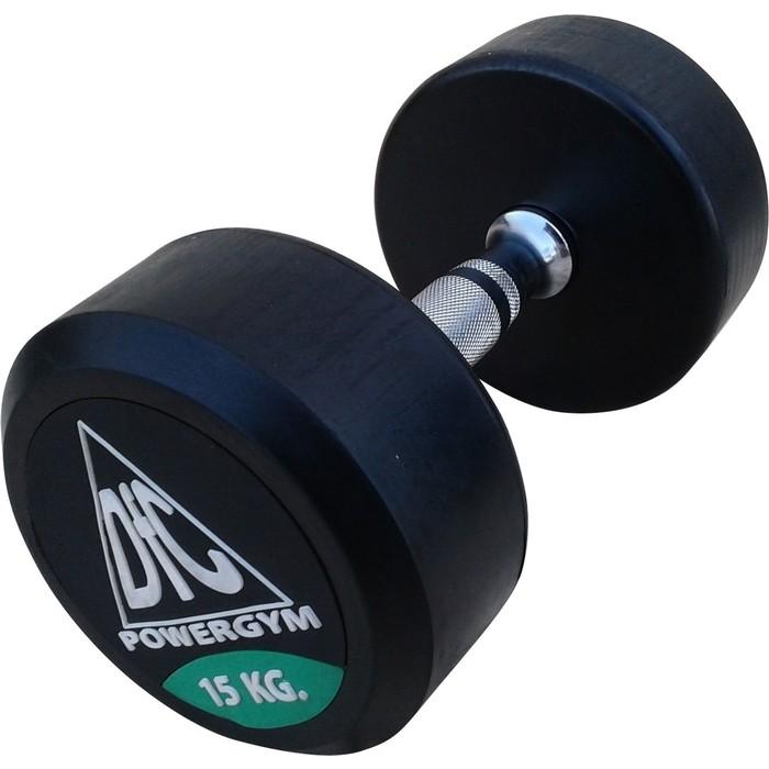 Гантели DFC 15кг POWERGYM DB002-15 (пара)