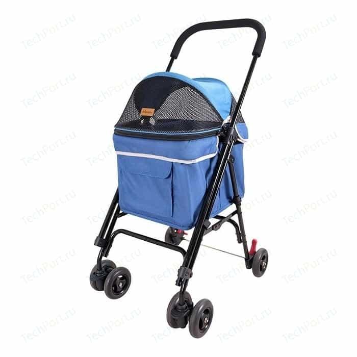 Коляска Ibiyaya Astro Mini Pet Buggy синяя для собак (FS1732-B)