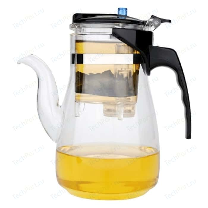 Заварочный чайник 0.9 л Kelli (KL-3047) чайник 3 л kelli kl 4336