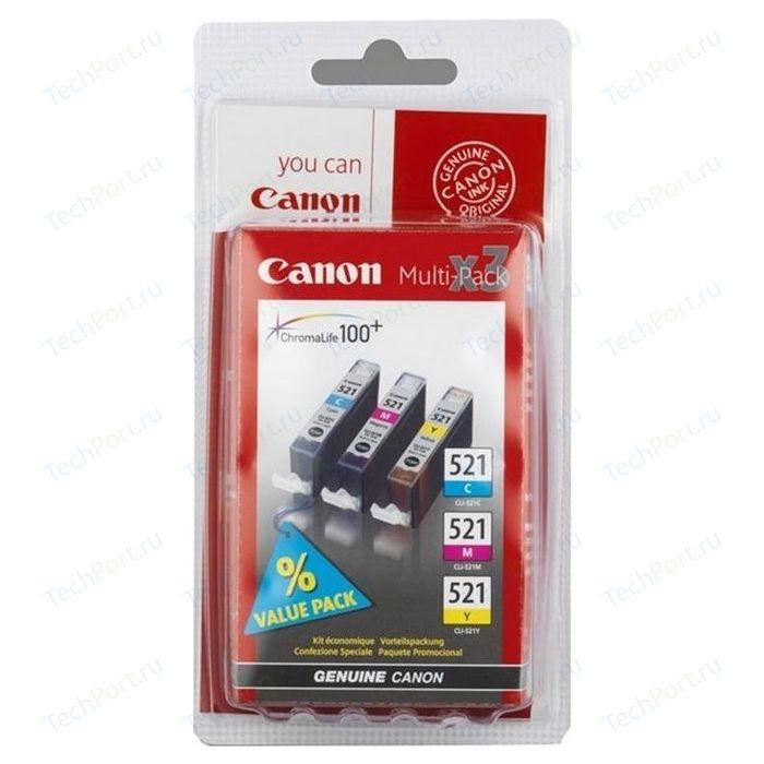 Kартридж Canon CLI-521 Multipack (2934B010)
