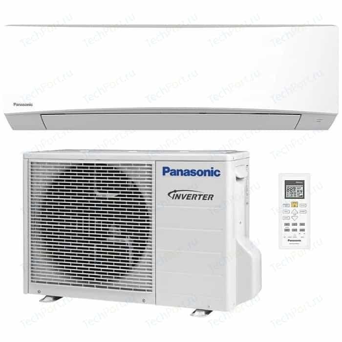 Инверторная сплит-система Panasonic CS-TZ71TKEW/CU-TZ71TKE
