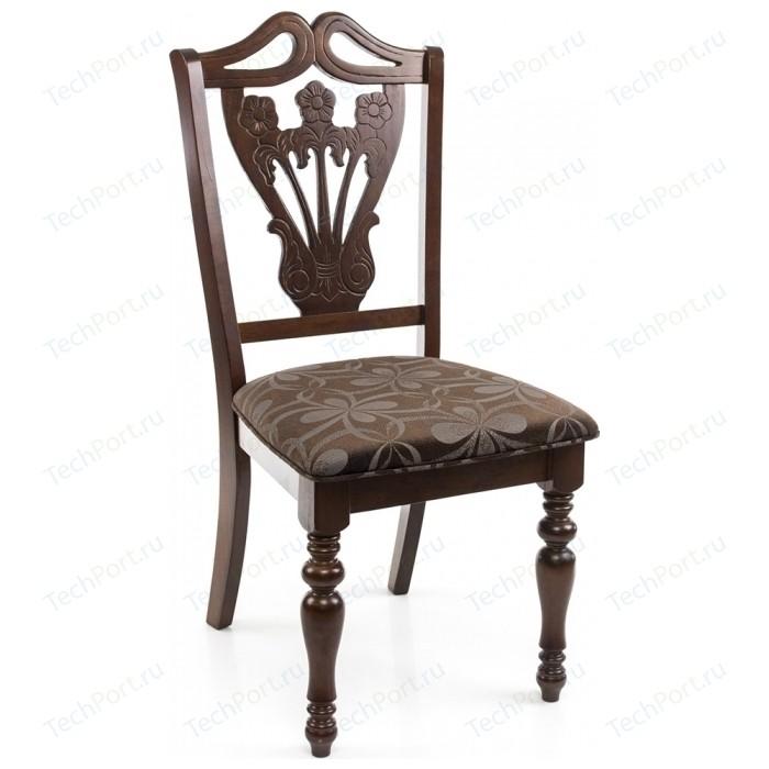 Фото - Стул деревянный Woodville Mengen cappuccino стул деревянный woodville demer cappuccino