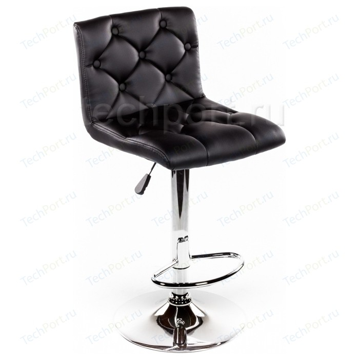 Барный стул Woodville Sandra черный