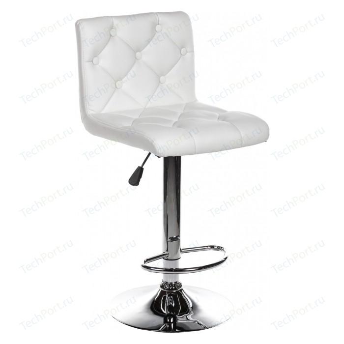 Барный стул Woodville Sandra белый