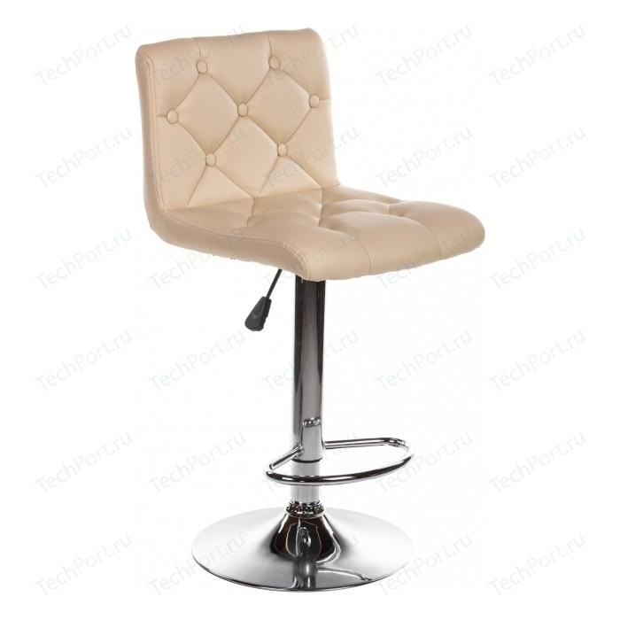Барный стул Woodville Sandra бежевый