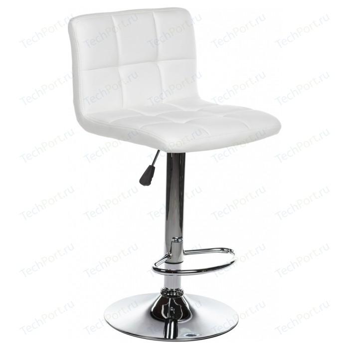 Барный стул Woodville Paskal белый
