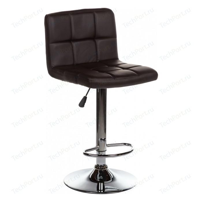 Барный стул Woodville Paskal коричневый
