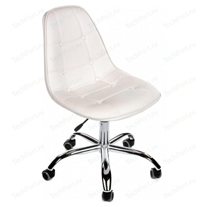 Компьютерное кресло Woodville PC-306 на колесах белый