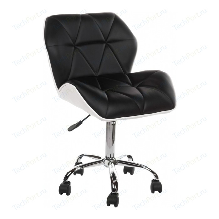 Компьютерное кресло Woodville Trizor черный/белый