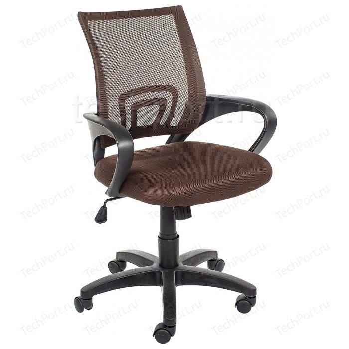 Компьютерное кресло Woodville Turin коричневое компьютерное кресло turin компьютерное кресло