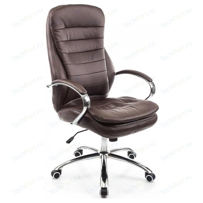 Компьютерное кресло Woodville Tomar коричневое