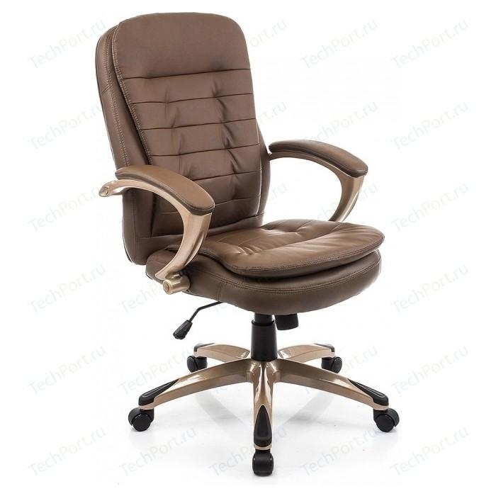 Компьютерное кресло Woodville Palamos коричневое