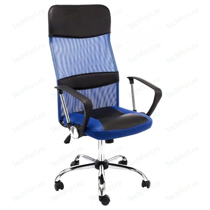 Компьютерное кресло Woodville Arano синее
