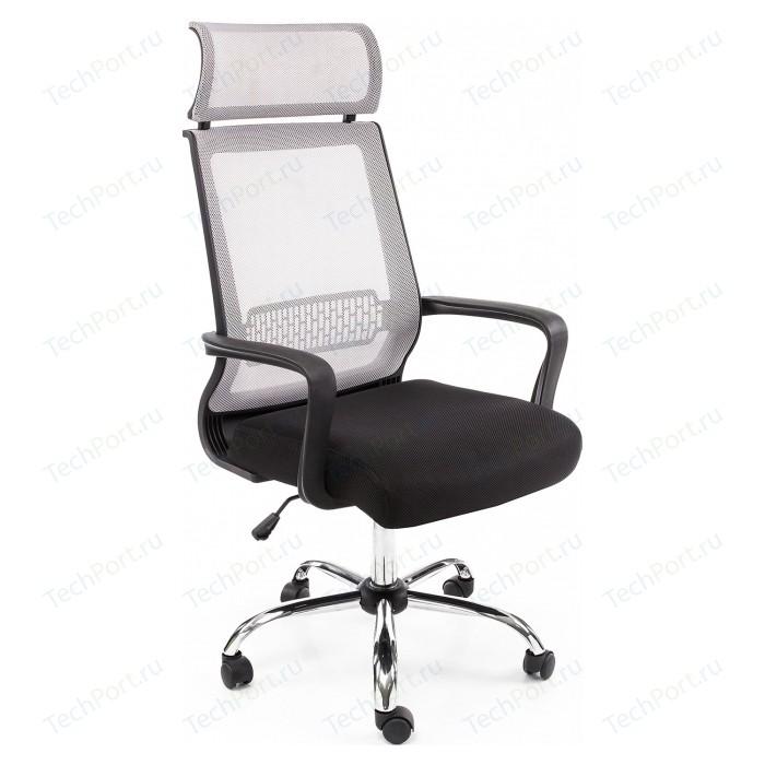 Компьютерное кресло Woodville Lion серое